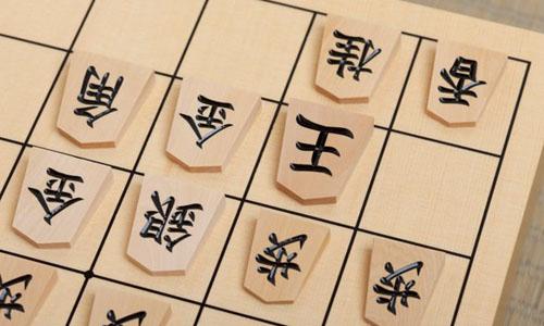 A Shogi board